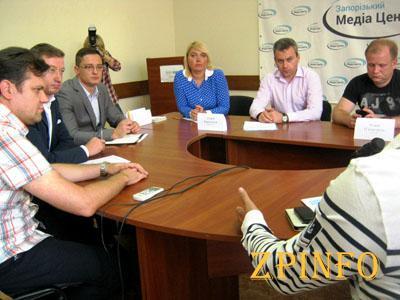 Кандидаты на пост городского головы собрались за круглым столом