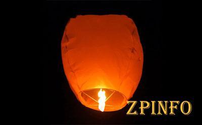 Китайские небесные фонарики все чаще стают причиной пожаров на Хортице