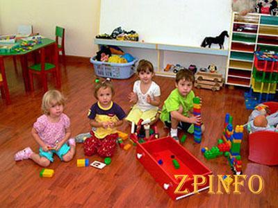 Количество мест в детских садах Запорожья увеличивается