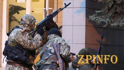 Краматорская милиция находится под контролем боевиков