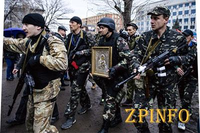 Краматорские милиционеры находятся в страхе от угроз местных сепаратистов