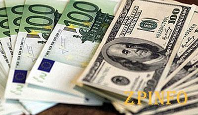 Курс валют в Запорожье: доллар и рубль дешевеют