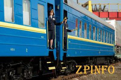 Летом появится дополнительный поезд Харьков-Бердянск