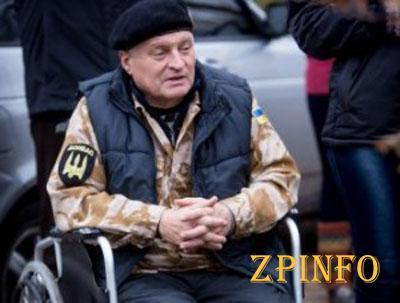 Лидера запорожского «Правого сектора» похитили и избили