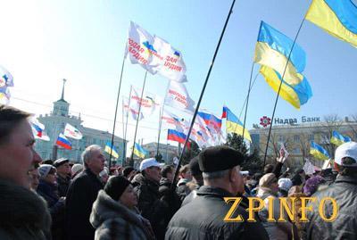 Луганские митинги не обошлись без жертв