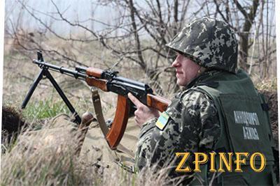 Луганские пограничники готовы к очередному штурму