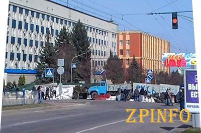 Луганские сепаратисты готовы покинуть захваченные здания