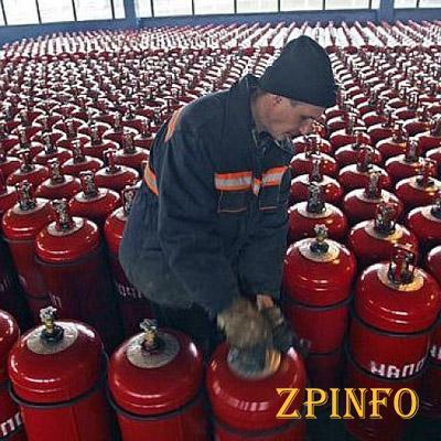 «Львовгаз» будет поставлять сжиженный газ по льготным ценам