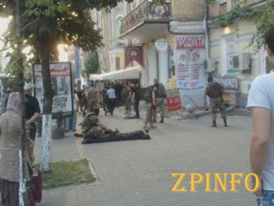 Майдановцы устроили перестрелку в киевском ресторане