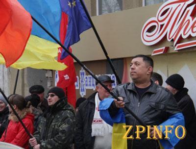 Мелитопольские активисты призывают к организации местного Майдана