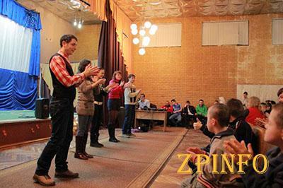 Мероприятя для детей в Запорожье