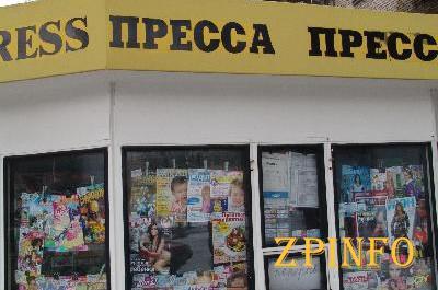 """Милиция задержала воров киосков КП """"Пресса"""""""
