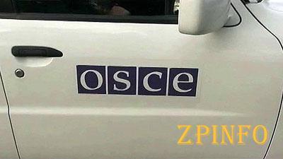 Миссия ОБСЕ проведет мониторинг обстановки в Луганской области