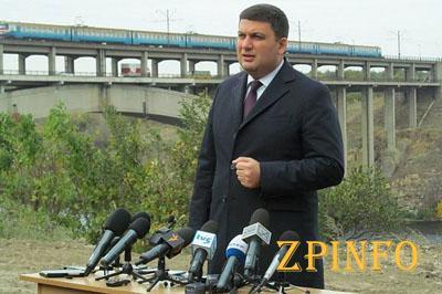 Мосты в Запорожье получают стабильное финансирование