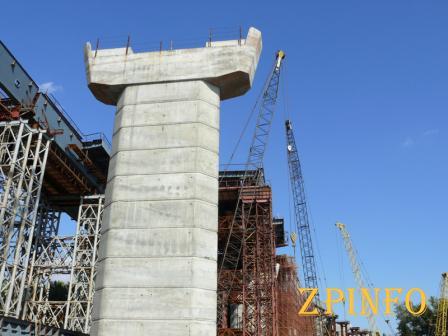 Работы на мостовых переходах через Днепр возобновятся в ближайшие дни