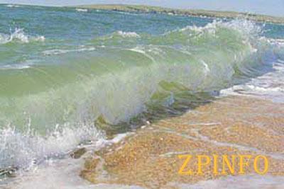 На Азовском море объявили штормовое предупреждение