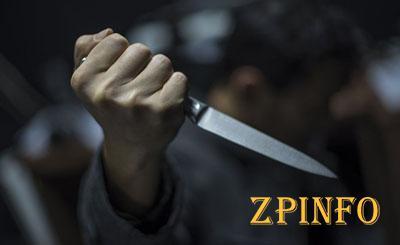 На Базарной в Запорожье ножом ранили мужчину