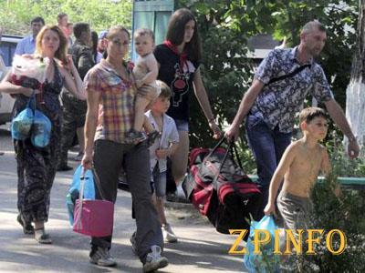 На обеспечение 1,1 млн. семей из Донбасса и Крыма было выделено 3,4 млрд. грн.
