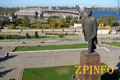На реконструкцию площади Ленина будет выделено 6 млн. грн.