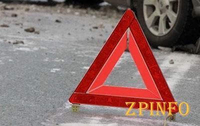На трассе в Запорожской области произошло ДТП