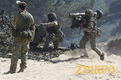 На учениях во Львове будет задействовано 1800 военных из 18 стран мира (Видео)
