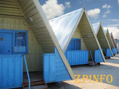 На запорожском курорте обокрали домики отдыхающих