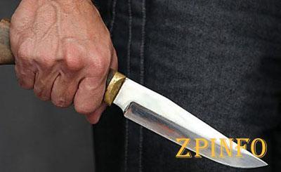 На Запорожском курорте подрезали мужчину