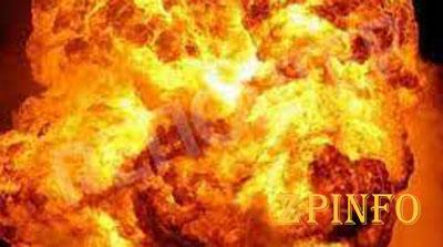 На запорожском предприятии произошел взрыв