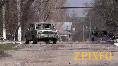 Наблюдатели ОБСЕ опять фиксируют факты обстрела Широкино