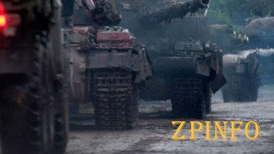 Наблюдатели ОБСЕ видели под Донецком российских военных и технику