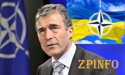НАТО отслеживает ситуацию в Украине