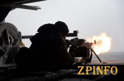 Война постепенно проникает на территорию Запорожской области