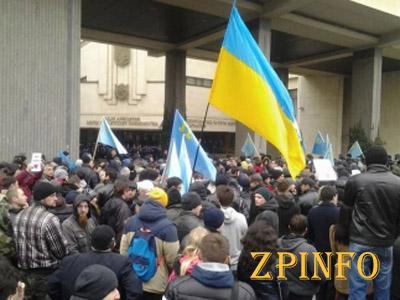 Неизвестные выгнали посла ООН из Крыма