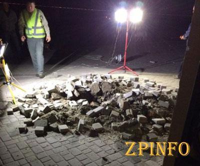 Вторую ночь подряд в Одессе гремит взрыв (Видео)
