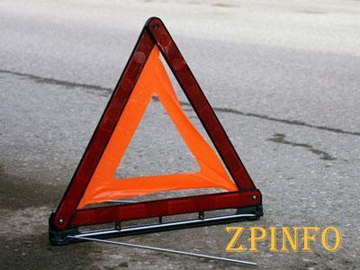 Ночью в Запорожье автомобиль сбил девушку