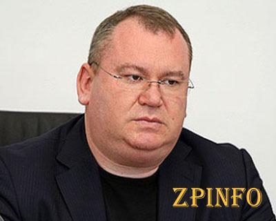 Новый губернатор Запорожской области провел ознакомительное совещание (Видео)