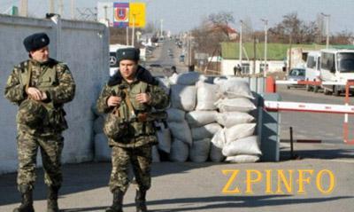 Одесса защищает границы от нападения