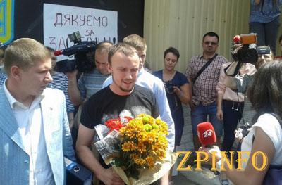 Подозреваемого в убийстве выпустили под залог 5 млн. грн. (Видео)