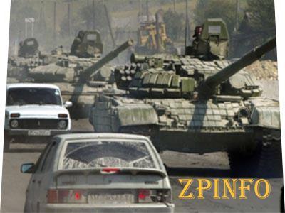 Около 200 российских танков стоят у границы с Украиной