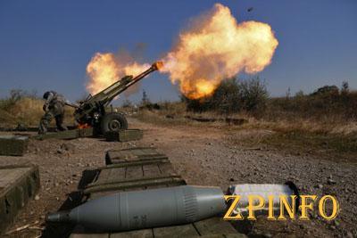 Перечень украинских позиций, которые попади под обстрел боевиков