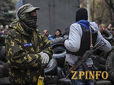 Первый успех антитеррористической операции в Краматорске