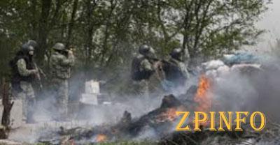 Пески, Авдеевка и Широкино попали под обстрел минометов противника (Видео)