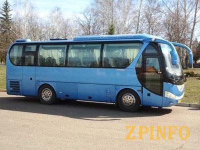 Подорожал проезд на автобус Запорожье-Днепр