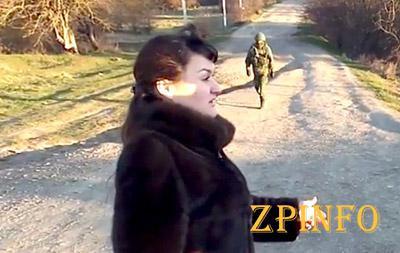 Похищенную в Славянске журналистку обвинили в подрывной деятельности