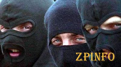 """В Запорожье вооруженные люди обыскивали посетителей ДК """"Орбита"""""""