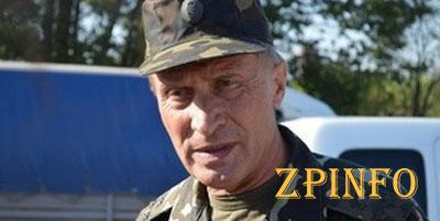После майских праздников Михаил Логвинов отправится в зону АТО добровольцем