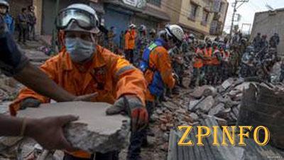 Повторное землетрясение в Катманду унесло жизни 80 человек (Видео)