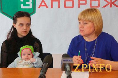 В Запорожье создается объединение семей военных погибших в боевых действиях
