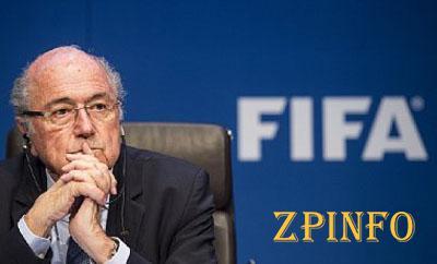 Президент ФИФА Йозеф Блаттер подал в отставку (Видео)