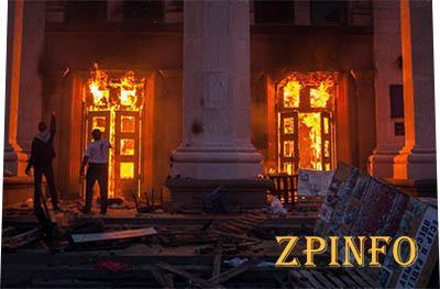 Причиной пожара в Одессе стал электрогенератор